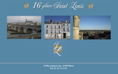 16 place Saint Louis