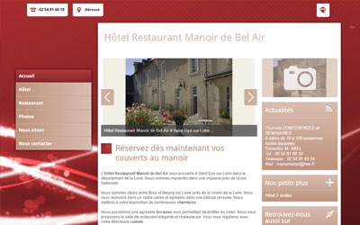 Le Manoir de Bel Air